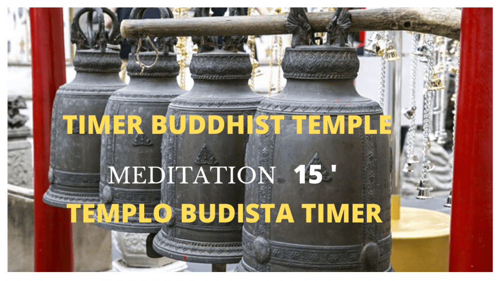Buddhist Temple Timer